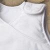 Babyschlafsack weiß