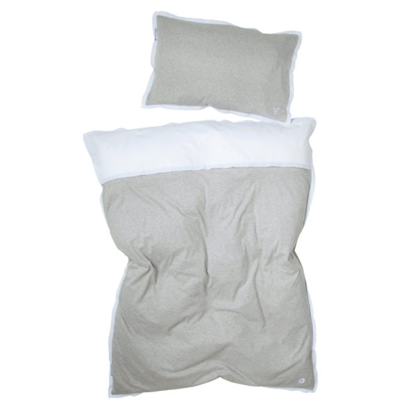 Children's Bed linen Grey Lace