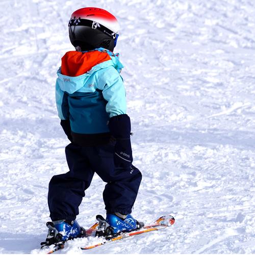 skifahren mit kleinkindern
