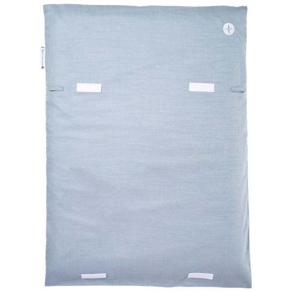 Changing mat Blue Grey without towel narrow