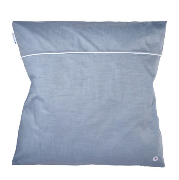 Baby Bed Linen Blue Grey