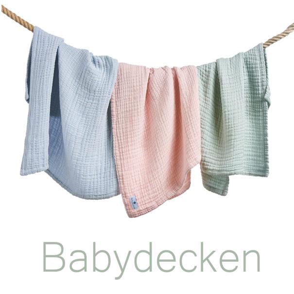 Babydecken & Kissen