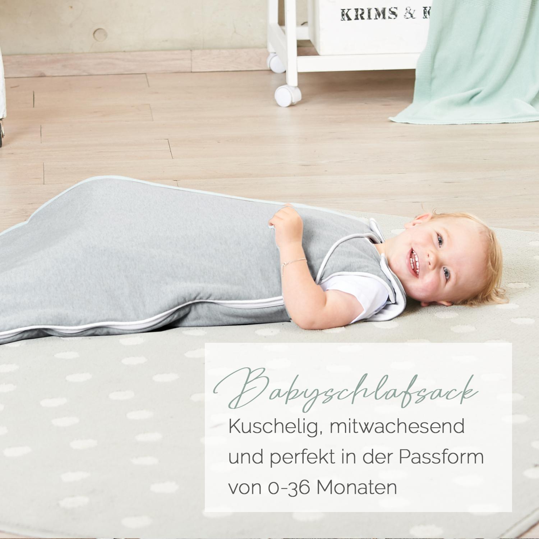 Babyschlafsack-Mobil V1