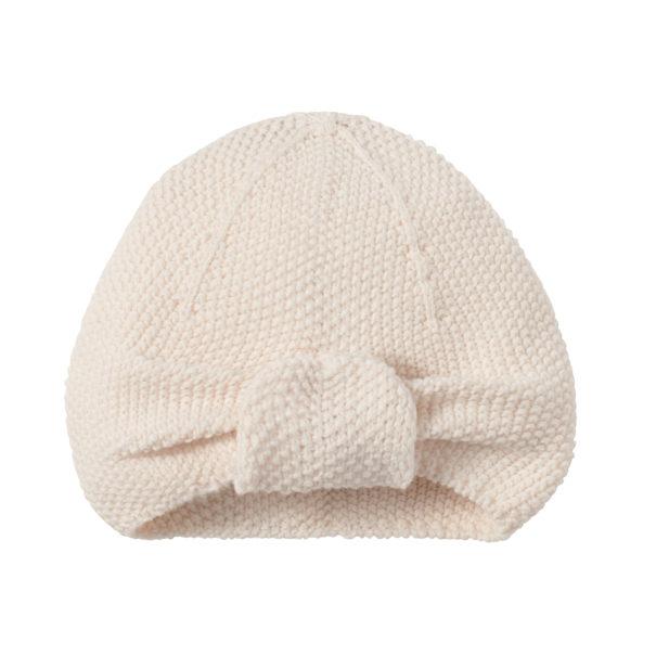 Baby Turban natural knit