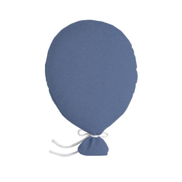 1 Baby Dekokissen Ballon Blau